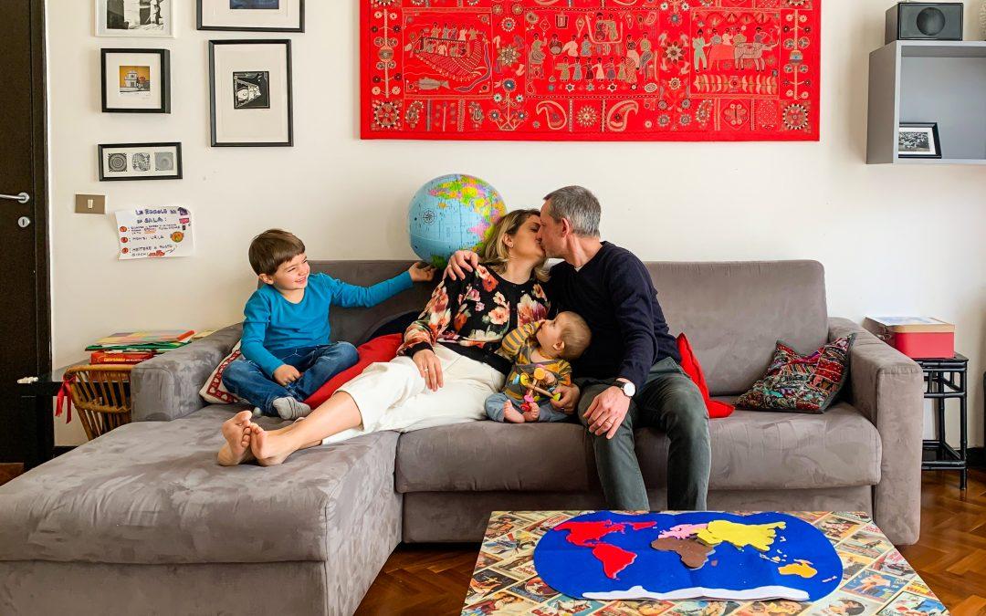 幸せな顧客 • 家族写真 by MeDisProject  • Anita & Francesco