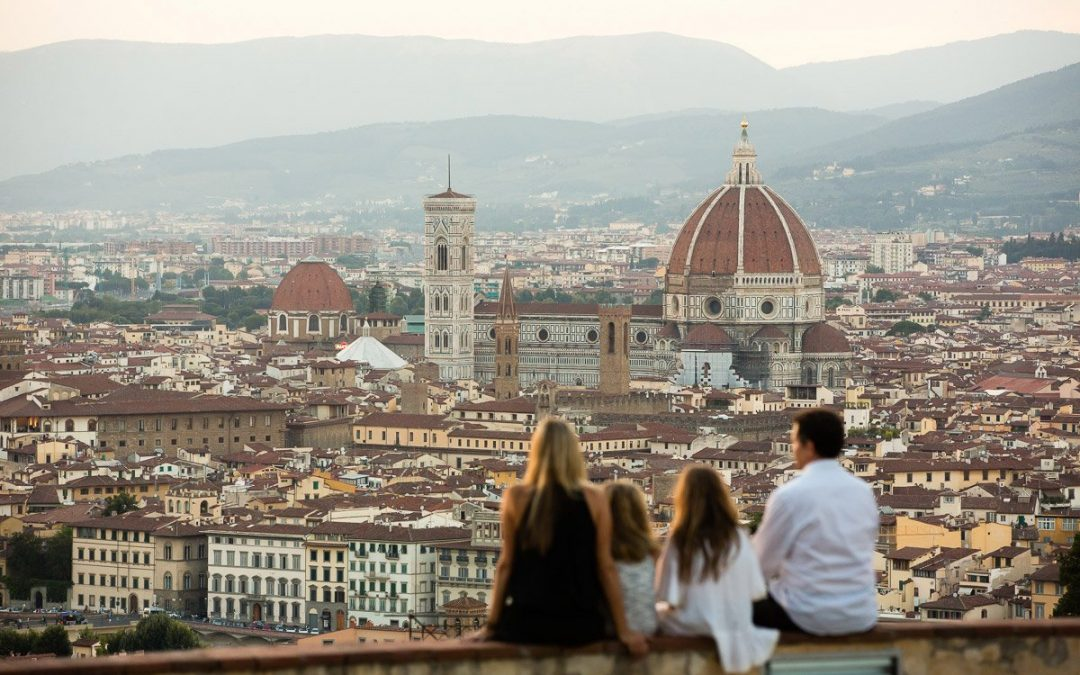 FLORENTINE MEETINGS • PEOPLE OF FLORENCE • MeDisProject, interview